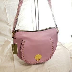 NWT orYANYPebble Leather Shoulder Bag